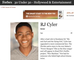 RJ Cyler