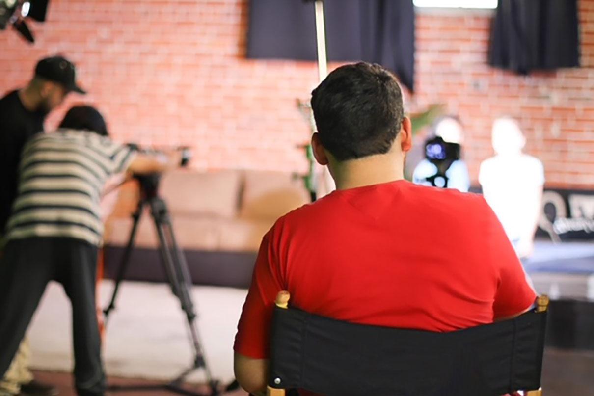 CGTV alum Oscar Ceja directing reels